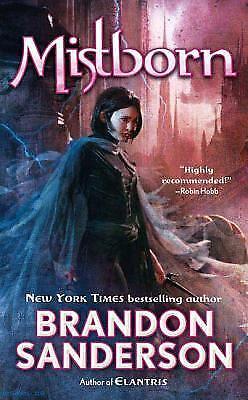 Mistborn: The Final Empire (Book No. 1) by Sanderson, Brandon - Book 1