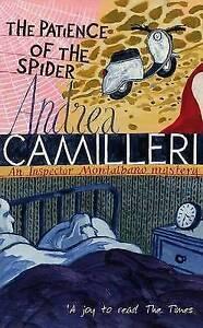 GoodThe Patience of the Spider Montalbano 8 PaperbackAndrea Camilleri03 - Ammanford, United Kingdom - GoodThe Patience of the Spider Montalbano 8 PaperbackAndrea Camilleri03 - Ammanford, United Kingdom