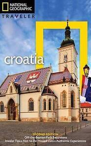 National Geographic Traveler: Croatia, 2nd Edition by Rudolf Abraham (Paperback,
