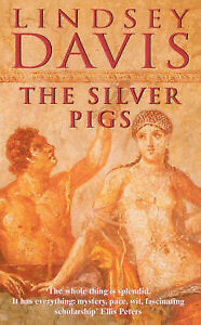 The-Silver-Pigs-Lindsey-Davis-Very-Good-0099414732