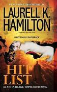 Laurell K Hamilton Hit List