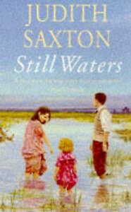 Still Waters, By Saxton, Judith,in Used but Acceptable condition