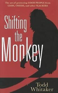 Shifting-the-Monkey-The-Art-of-Protecting-Good-People-from-Liars-Criers