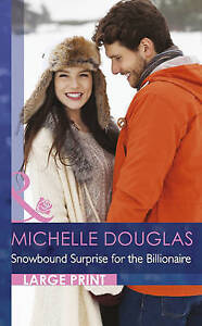 Snowbound Surprise for the Billionaire-ExLibrary