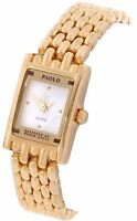 ***Authentic Brand New Paolo Gucci Women's Goldtone Watch