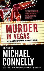 Murder in Vegas: New Crime Tales of Gambling and Desperation-ExLibrary