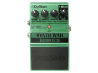 Digitech XSW Synth Wah Guitar Pedal