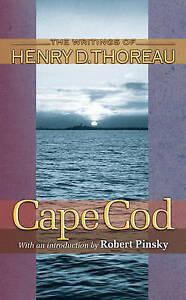 Cape Cod, Henry David Thoreau