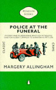 Police at the Funeral (Classic Crime), Allingham, Margery, Very Good Book