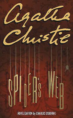 Spider's Web (Agatha Christie Collection), Agatha Christie, Good Book