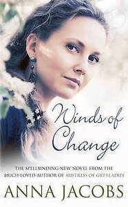 Anna Jacobs - Winds of Change *NEW* + FREE P&P