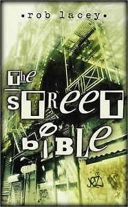 The Street Bible, Lacey, Rob, Very Good Book