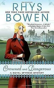 Crowned-And-Dangerous-A-Royal-Spyness-Mystery-by-Rhys-Bowen-Paperback-2017