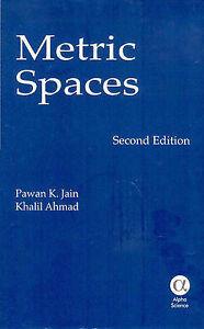 Metric Spaces, Ahmad, K., Jain, P. K., Very Good, Hardcover