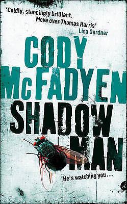 Cody Mcfadyen Shadow Man Book