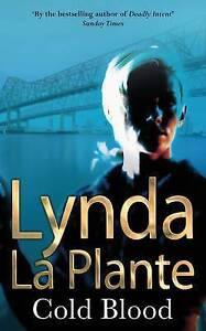 Cold-Blood-Lynda-La-Plante-Paperback-Book-Good-9780330347693