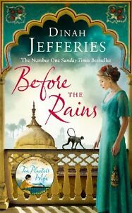 Before The Rains by Dinah Jefferies - New