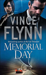 Memorial-Day-Vince-Flynn-Used-Good-Book