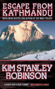 Escape from Kathmandu, Robinson, Kim Stanley, Very Good Book
