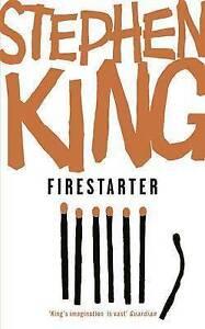 King, Stephen, Firestarter, Very Good Book