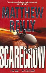 NEW Scarecrow: A Shane Schofield Thriller (Scarecrow Series) by Matthew Reilly