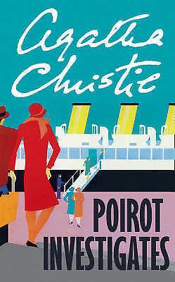 Poirot Investigates (Poirot), Agatha Christie, Used; Good Book