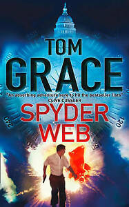 SPYDER WEB by Tom Grace : WH2-S : PBS220 : NEW BOOK