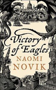 Victory-of-Eagles-Temeraire-5-Naomi-Novik-Used-Good-Book