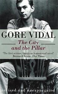 The City And The Pillar, Vidal, Gore, Paperback, New