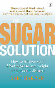 Prevention Magazine, Harrar, Sari, The Sugar Solution: Balance Your Blood Sugar