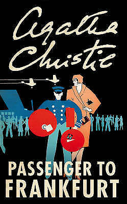 Passenger to Frankfurt (The Agatha Christie collection), Agatha Christie, Good B