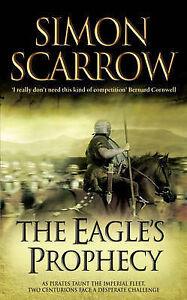 The-Eagles-Prophecy-Roman-Legion-6-Simon-Scarrow-Paperback-Book