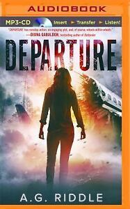 Departure-by-Howard-Fast-and-A-G-Riddle-2016-MP3-CD-Unabridged