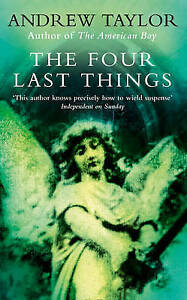 Four Last Things (Roth Trilogy Book 1)-ExLibrary