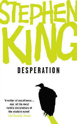 Stephen King Desperation Book