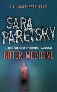 Bitter Medicine by Sara Paretsky (Paperback, 2008) New Book
