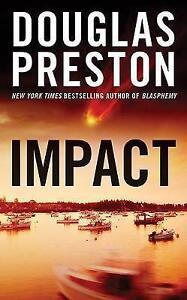 Impact-by-Douglas-Preston-Paperback-softback