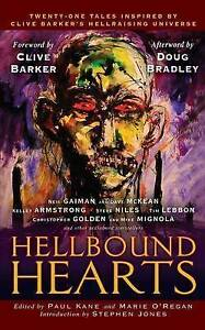 Hellbound Hearts, Barbie Wilde, Mike Mignola, Kelley Armstrong, Dave McKean, Nei