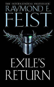 Exiles Return Conclave of Shadows Book 3 Feist Raymond E Very Good Book - Consett, United Kingdom - Exiles Return Conclave of Shadows Book 3 Feist Raymond E Very Good Book - Consett, United Kingdom