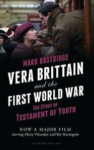 NEW Vera Brittain & First World War The Story of Testament of Youth FREE Post*