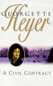 Georgette-Heyer-A-Civil-Contract-Book