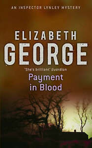 Payment in Blood,George, Elizabeth,Very Good Book mon0000091848
