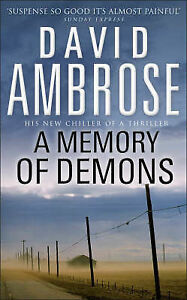 A Memory of Demons by David Ambrose (Paperback, 2004)