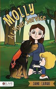 Molly at Your Service by Larue, Jane -Paperback