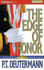 NEW The Edge of Honor by P. T. Deutermann