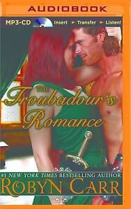 The Troubadour's Romance by Robyn Carr (2015, MP3 CD, Unabridged)