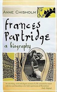 Frances-Partridge-The-Biography-by-Anne-Chisholm-Paperback-2010