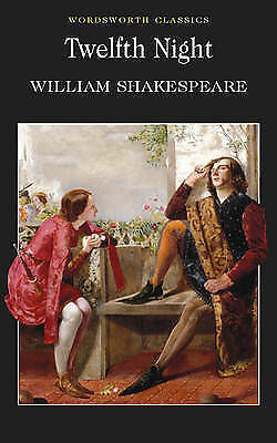 Twelfth Night by William Shakespeare (Paperback, 1992) 9781853260100