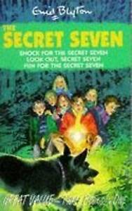Three-In-One: Shock for the Secret Seven / Fun for the Secret Seven / Look Out,