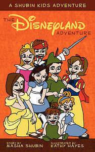 NEW The Disneyland Adventure (A Shubin Cousins Adventure) by Masha Shubin